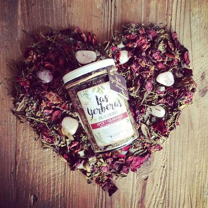 Ba o de florecimiento amor y abundancia las yerberas - Banos para el amor ...